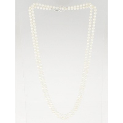 "Tiffany & Co. 62"" Paloma Picasso Pearl Necklace"