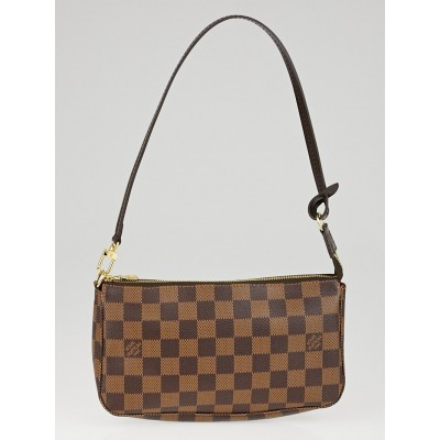 Louis Vuitton Damier Canvas Accessories Pochette NM Bag
