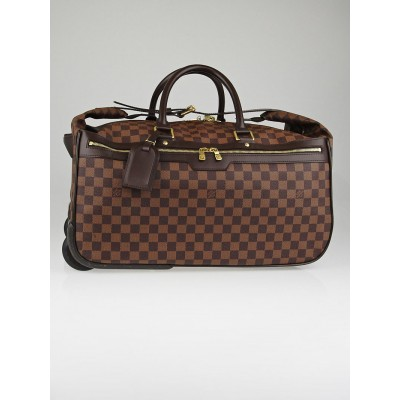 Louis Vuitton Damier Canvas Eole 50 Rolling Luggage Bag