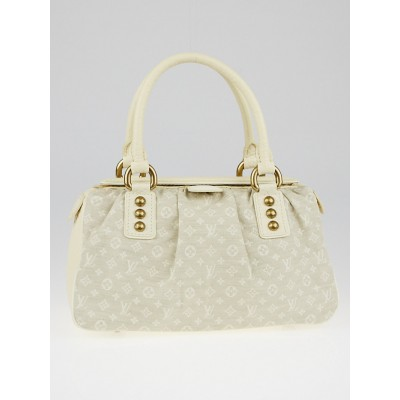 Louis Vuitton Dune Monogram Mini Lin Canvas Trapeze PM Bag