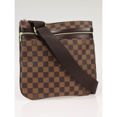 Louis Vuitton Damier Canvas Bosphore Pochette Bag