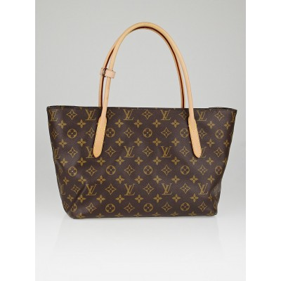Louis Vuitton Monogram Canvas Raspail PM Bag
