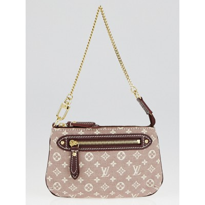 Louis Vuitton Sepia Monogram Idylle Mini Accessories Pochette Bag