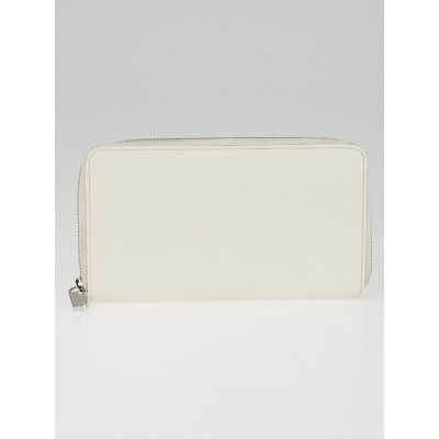 Louis Vuitton Ivory Epi Leather Zippy Organizer Wallet