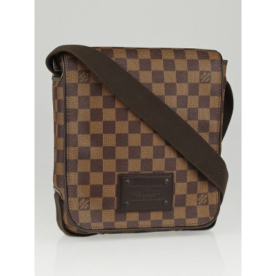 Louis Vuitton Damier Canvas Brooklyn PM Bag