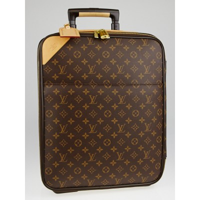 Louis Vuitton Monogram Canvas Pegase 45 Rolling Suitcase
