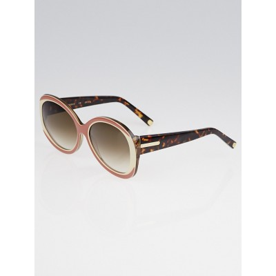 Louis Vuitton Tri Colored Acetate Frame Angelica Sunglasses-Z0520W