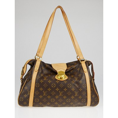 Louis Vuitton Monogram Canvas Stresa GM Bag