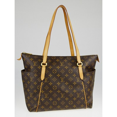 Louis Vuitton Monogram Canvas Totally MM Bag
