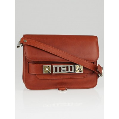 Proenza Schouler Saddle Leather PS11 Mini Classic Bag