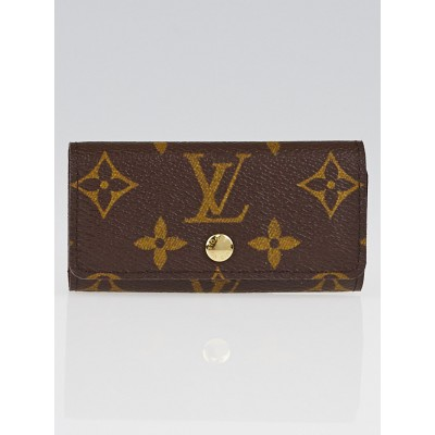 Louis Vuitton Monogram Canvas Multicles 4 Key Ring Holder