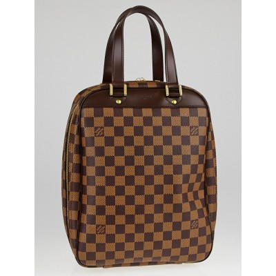 Louis Vuitton Damier Canvas Excursion Travel Bag