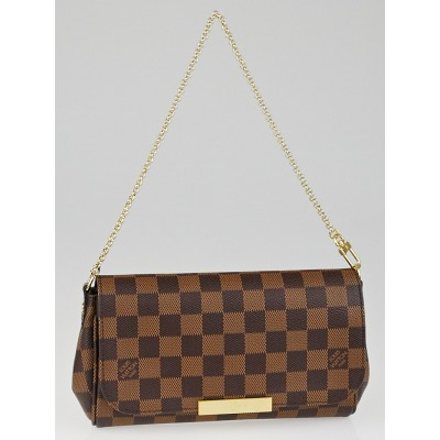 Louis Vuitton Damier Canvas Favorite PM Bag