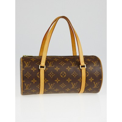 Louis Vuitton Monogram Canvas Papillon 26 Bag