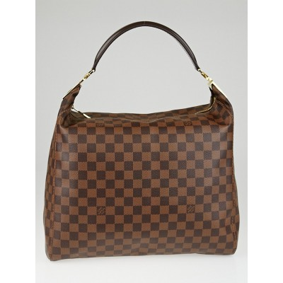 Louis Vuitton Damier Canvas Portobello GM Bag