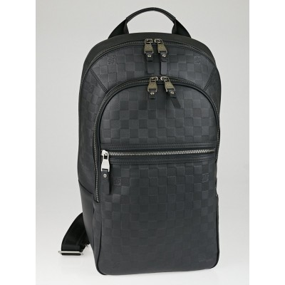 Louis Vuitton Onyx Damier Infini Michael NM Backpack Bag