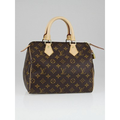 Louis Vuitton Monogram Canvas Speedy 25 NM Bag