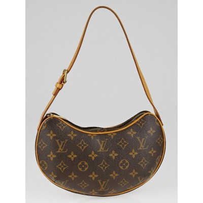 Louis Vuitton Monogram Canvas Croissant PM Bag
