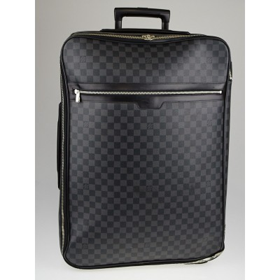 Louis Vuitton Damier Graphite Canvas Pegase 65 Suitcase