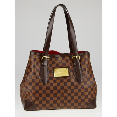 Louis Vuitton Damier Canvas Hampstead MM Bag