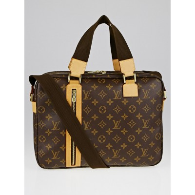 Louis Vuitton Monogram Sac Bosphore Messenger Bag