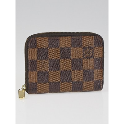 Louis Vuitton Damier Canvas Zippy Coin Purse