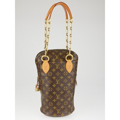 Louis Vuitton Limited Edition Celebrating Monogram Karl Lagerfeld Punching Bag Baby Bag