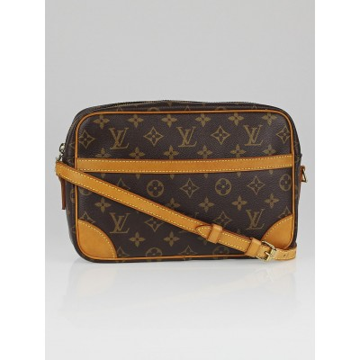Louis Vuitton Monogram Canvas Trocadero 27 Bag