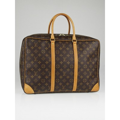 Louis Vuitton Monogram Canvas Sirius 45 Soft Suitcase