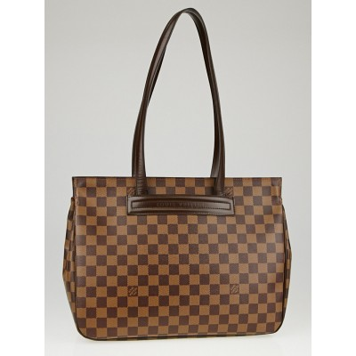 Louis Vuitton Damier Canvas Parioli PM Tote Bag
