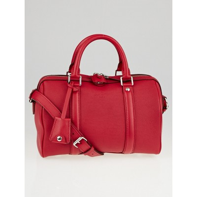 Louis Vuitton Framboise Leather Sofia Coppola BB Bag