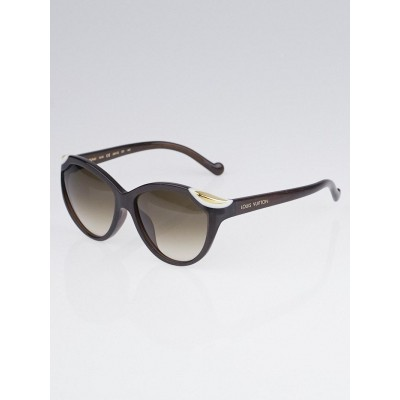 Louis Vuitton Brown Glitter Acetate Frame Ivy Sunglasses