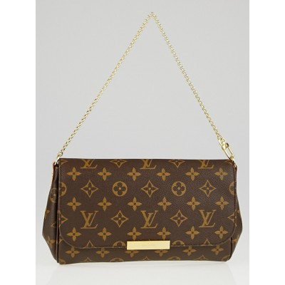 Louis Vuitton Monogram Canvas Favorite MM Bag