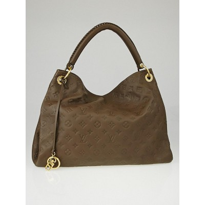 Louis Vuitton Ombre Empreinte Monogram Leather Artsy MM Bag