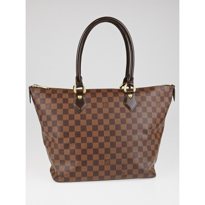 Louis Vuitton Damier Canvas Saleya MM Bag