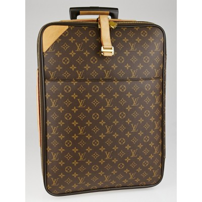 Louis Vuitton Monogram Canvas Pegase 55 Business Suitcase