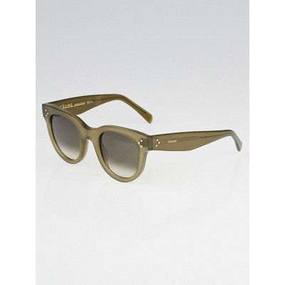 Celine Grey Acetate Baby Audrey Sunglasses-CL 41053