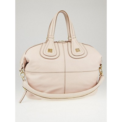 Givenchy Pink Leather Medium Nightingale Bag