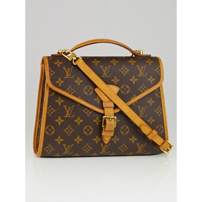 Louis Vuitton Monogram Canvas Bel Air Bag