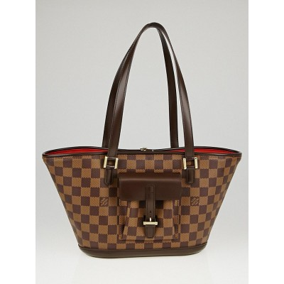 Louis Vuitton Damier Canvas Manosque PM Bag