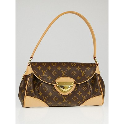 Louis Vuitton Monogram Canvas Beverly MM Bag