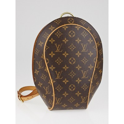 Louis Vuitton Monogram Canvas Ellipse Sac a Dos Backpack Bag