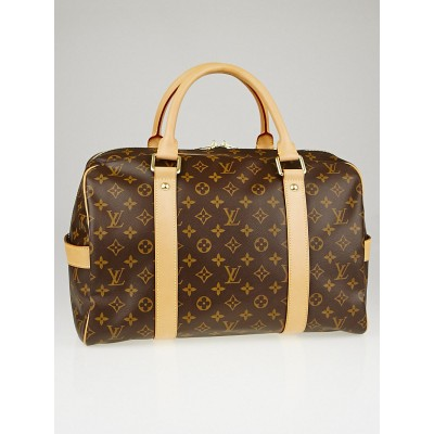 Louis Vuitton Monogram Canvas Carryall Bag