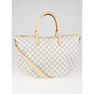 Louis Vuitton Damier Azur Canvas Riviera MM Bag