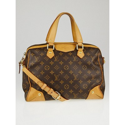 Louis Vuitton Monogram Canvas Retiro PM Bag