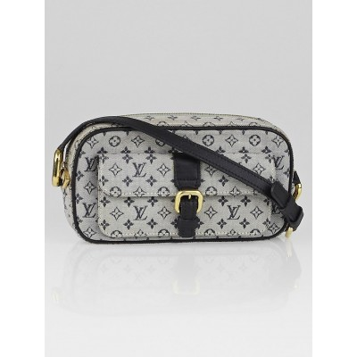 Louis Vuitton Blue Monogram Mini Lin Juliette Bag