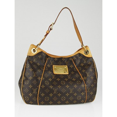 Louis Vuitton Monogram Canvas Galliera PM Bag