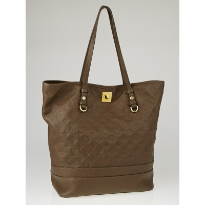 Louis Vuitton Ombre Monogram Empreinte Leather Citadine GM Bag