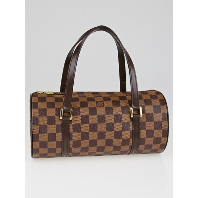 Louis Vuitton Damier Canvas Papillon 26 Bag
