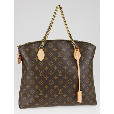 Louis Vuitton Limited Edition Monogram Canvas Lockit Chain MM Bag